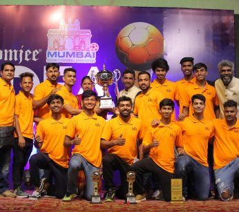2ND DIVISION WINNERS