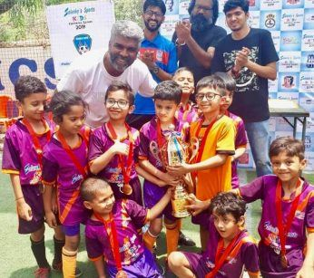 SOLANKY CUP U8 CHAMPIONS