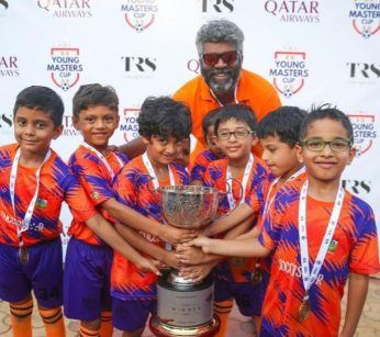 YOUNG MASTERS CUP U8 WINNERS 2019