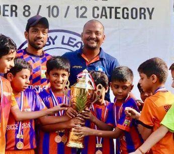YSA CUP U8 CHAMPIONS 2019